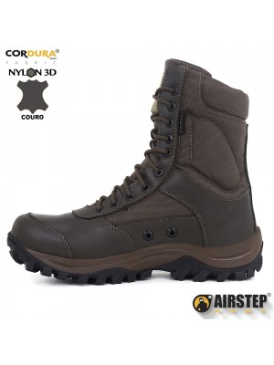 BOTA LIGHTNESS CONFORT 8627-7 MARROM