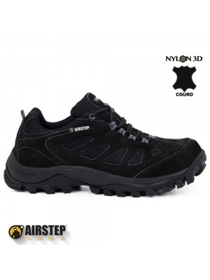 Tênis Hiking Airstep - REF.: 5600-1 BLACK