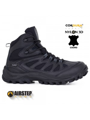 5700 - HIKING BOOT | BRAVO 10 - BLACK