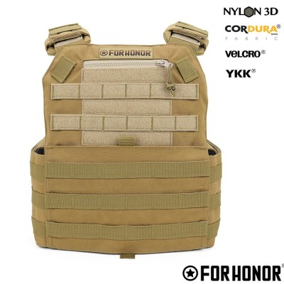 PLATE CARRIER G2 - COYOTE