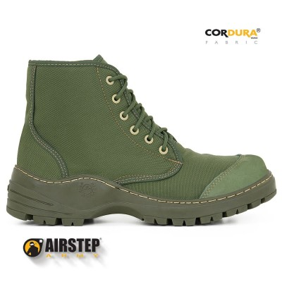 BOOT 8100-9 OLIVE GREEN