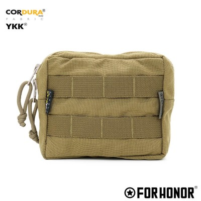 BOLSO HORIZONTAL - COYOTE