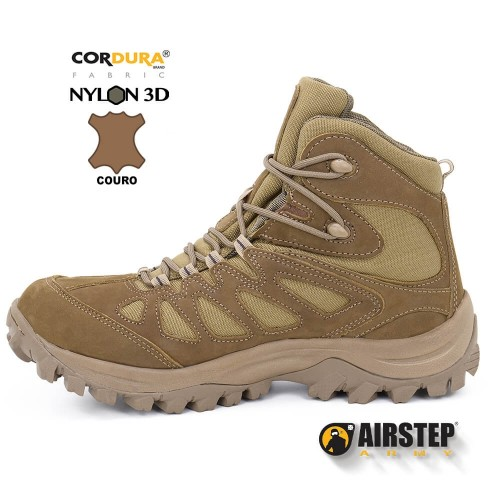 5700 - HIKING BOOT / BRAVO 10 COYOTE