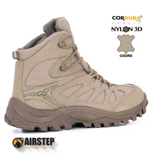 5700-HIKING BOOT / BRAVO 10 TAN